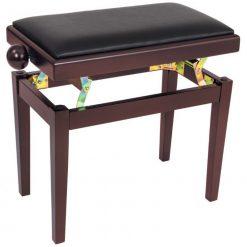 Kinsman Adjustable Piano Bench ~ Satin Rosewood