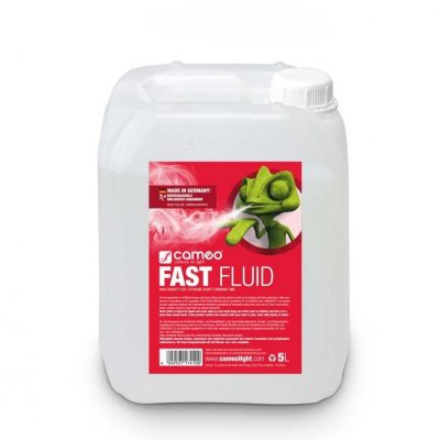 Cameo FAST FLUID 5 L Fog Fluid with very High Density very Short Standing Time
