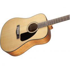 Fender CD-60 V3 Acoustic Guitar NAT #0970110521