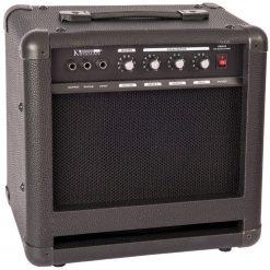 Kinsman 15W Bass Guitar Practice Amplifier