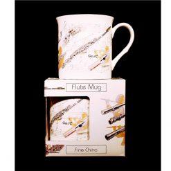 Fine China Mug Flute Design