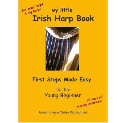 My Little Irish Harp Book