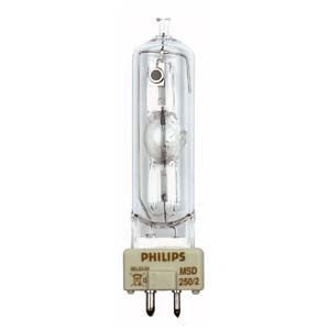 MSD 250/2 GY9.5 Philips Discharge Lamp 250W