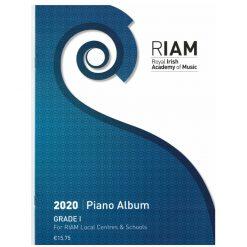 riam piano album gr1 2020RIAMP120