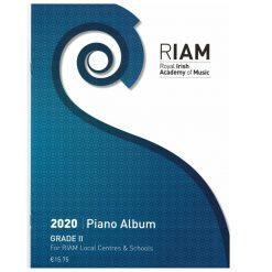riam piano album gr2 2020 RIAMP220