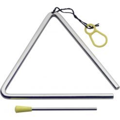 "Stagg 8"" Triangle with Beater"