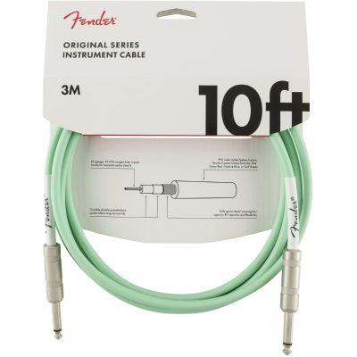 Fender 0990510058 Original Series Instrument Cables Green