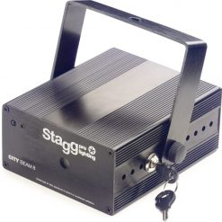 Stagg SLR CITY 8-3 BK 1-D Network Effect City Laser