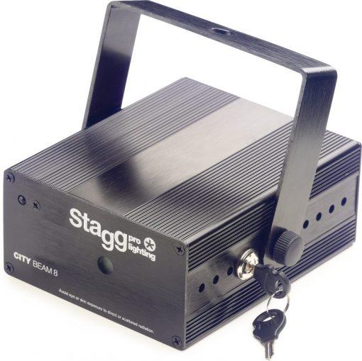 Stagg SLR CITY 8-3 BK 1-D Network Effect City Laser