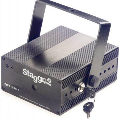 Stagg SLR CITY 1-3 BK Firefly Effect City Laser