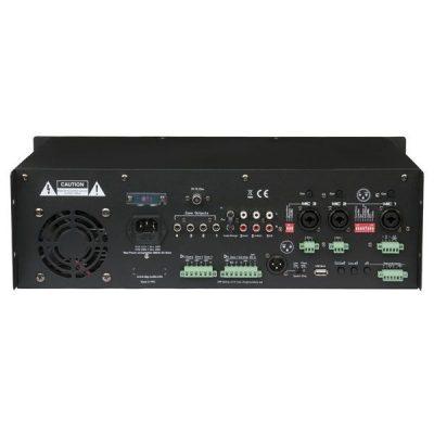 DAP ZA-9250VTU 250W 100V Line 4 Zone Amplifier
