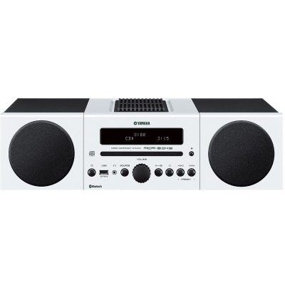 Yamaha MCR-B043 micro sound system (white)