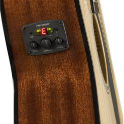 Fender CC-60SCE Concert Acoustic Guitar NAT Natural 0970153021