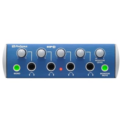 PreSonus HD9 HP4 Monitor Pack