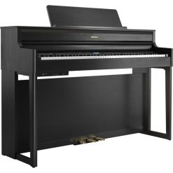 Roland HP704 Digital Piano Charcoal Black