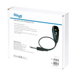 Stagg Wireless Guitar Transmitter SUW12S