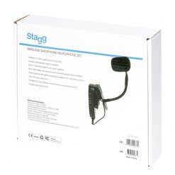 Stagg Wireless Saxophone Microphone SUW12S