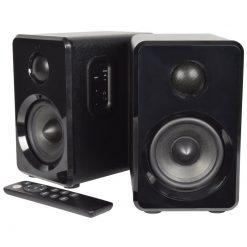 AV Link Active Bluetooth Bookshelf Speakers