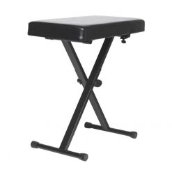 """Stagg Keyboard Bench KEBA30 with """"X"""" folding legs"""