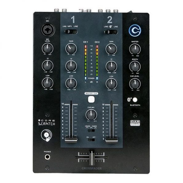 Dap Audio CORE Scratch