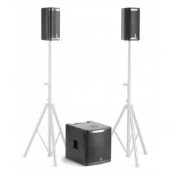 Stagg SWS2800D21B PA System Sub & Satellite 1400W