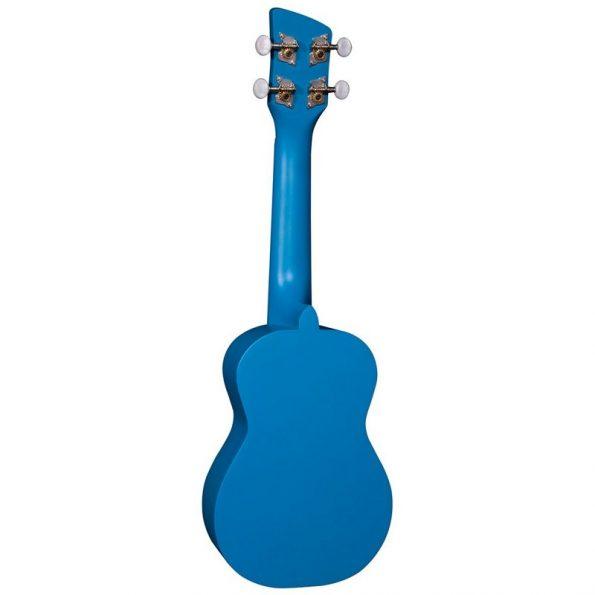 Brunswick Soprano Ukulele BU1S Blue