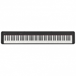 Casio CDP-S100 Digital Piano, Ultra Compact 88-Note