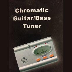 Chromatic Guitar/Bass Tuner GT7GN