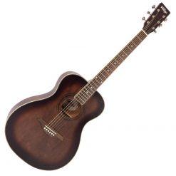 Vintage V300 Acoustic Folk Guitar Outfit V300AQOFT
