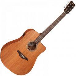 Vintage VEC550 Electro-Acoustic Guitar