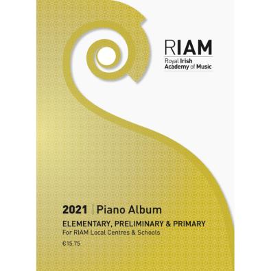 Riam Piano Album Elementary , Preliminary and Primary 2021