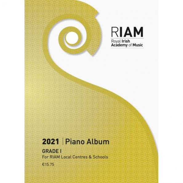 Riam Piano Album Grade 1 2021