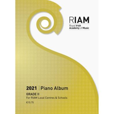 Riam Piano Album Grade II 2021