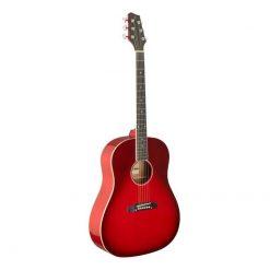 Stagg acoustic-electric auditorium guitar