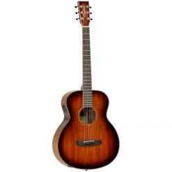 Tanglewood Acoustic Guitar TW MINI E KOA