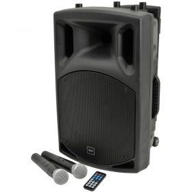 QX12PA Portable PA Bluetooth USB/SD/FM player 178853