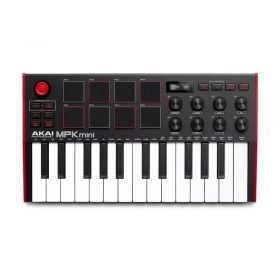 Akai MPK Mini 3 MIDI Keyboard, MPKMINI3