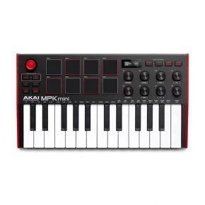 Akai MPK Mini 3 MIDI Keyboard, MPKMINI3