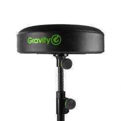 Gravity FD SEAT 1 Round Musicians Stool