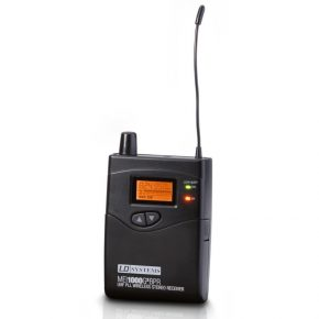 MEI1000G2BPR Receiver for LDMEI1000G2 In-Ear Monitoring System