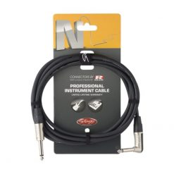 Stagg Guitar Lead/ Instrument cable NGC6PLR