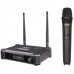 KAM KWM6 Single Microphone Fixed-Channel System.