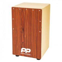 PP155 PP World Cajon ~ Light/Red Wood