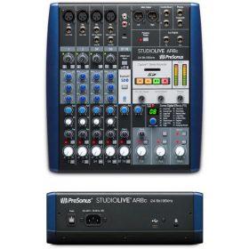 StudioLive AR8c: 8-channel USB-C™