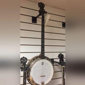 Deering Sierra22 Tenor Banjo