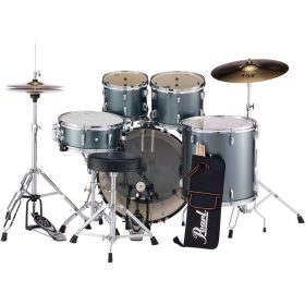 Pearl Roadshow Series RS525SCC706 5 Piece Complete Drum Kit