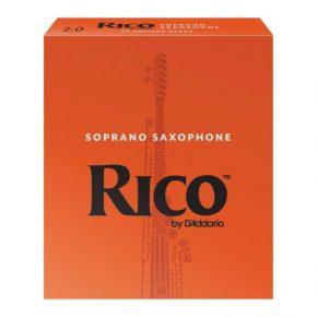 Rico Bb soprano saxophone reeds