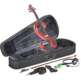 Stagg 4/4 electric violin set