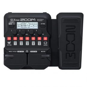 Zoom G1X FOUR Guitar Effects