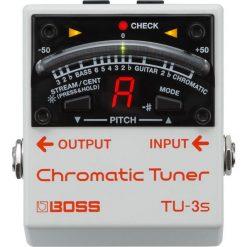 Boss TU3S Chromatic Tuner